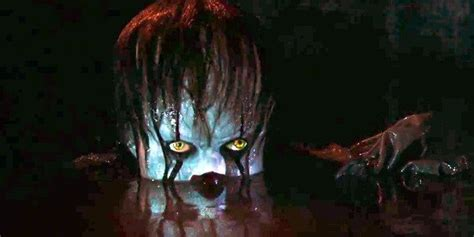 The It by How The New Pennywise Freaked Out The On The It Set