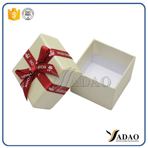 Paper Jewellery - customize jewellery packaging box paper finish jewelry