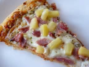 fantastic family favorites meal idea leftover ham and pineapple pizza