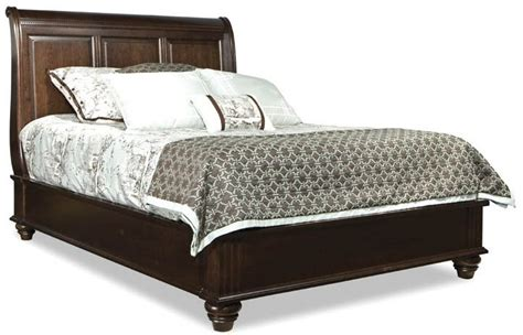 durham furniture manhattan sleigh bedroom set sleigh bed by durham furniture cupola collection quality