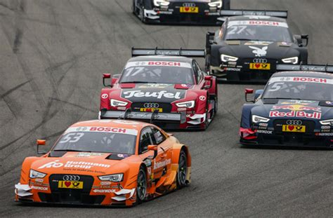 Audi Dtm Fahrer by Audi Makes One Change To Its Driver Line Up For 2016 Dtm
