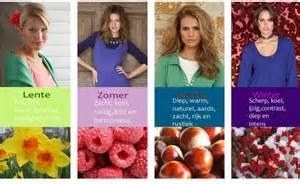 what is my color season kleuranalyse makeover specialist