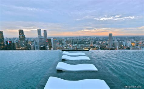 marina bay sands infinity pool entrance fee spectacular skywalks in singapore day out