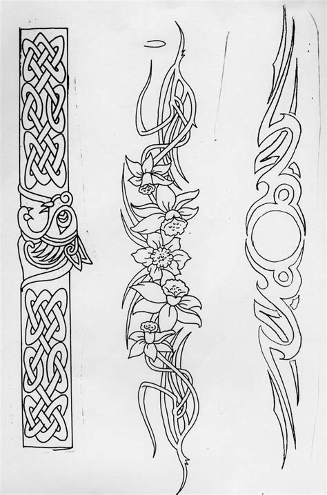 pattern band tattoo 1000 images about pattern al instincts on pinterest