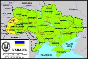 oblast ukraine map images