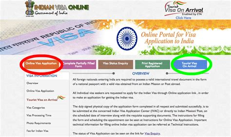 Distance Mba In India 2014 by Filling Out Your Indian Visa Application Form