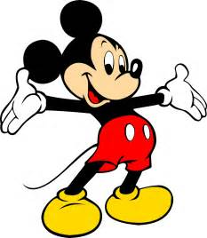 gez s media pen tool practice mickey mouse