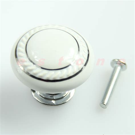 china cabinet knobs and pulls white ceramic door knob cabinet wardrobe kitchen