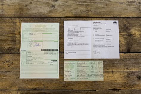 auto import duitse voertuigdocumenten auto importeren