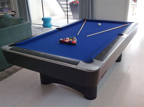 longoni las vegas pool table 8ft 9ft free delivery