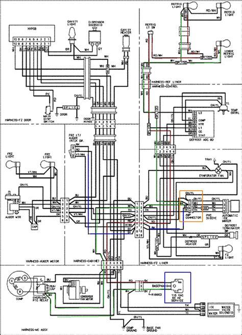 o matic wiring diagram