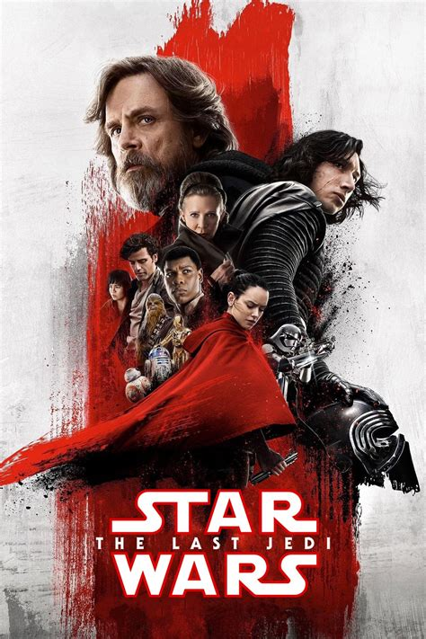 star wars the last jedi 2017 posters the movie database tmdb
