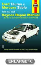 auto manual repair 2000 ford taurus regenerative braking ford taurus mercury sable haynes repair manual 1996 2005 hay36075