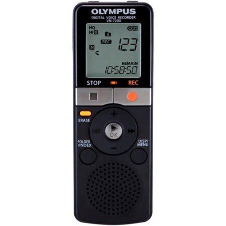 Olympus Vn 7200 by Olympus Vn 7200 2gb Digital Voice Recorder Walmart