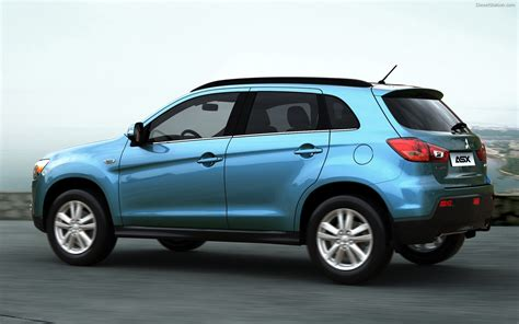 Mitsubishi Asx 2011 Widescreen Car Picture 01 Of 4
