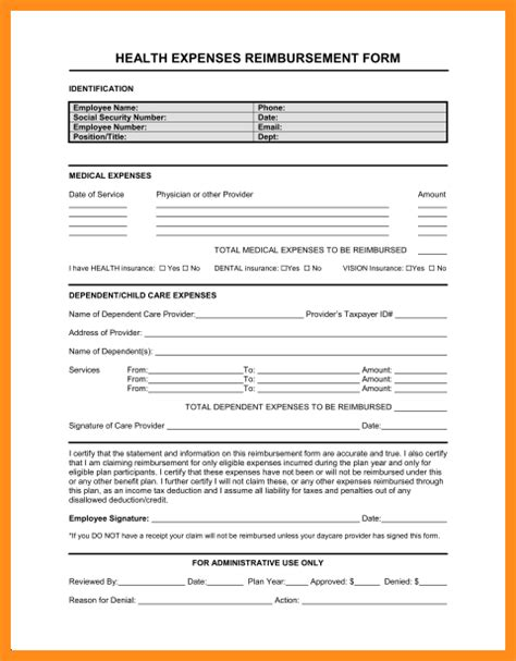 7 medical documentation templates parts of resume