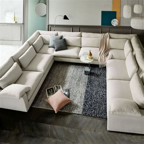 how to make a sectional couch 15 large sectional sofas that will fit perfectly into your