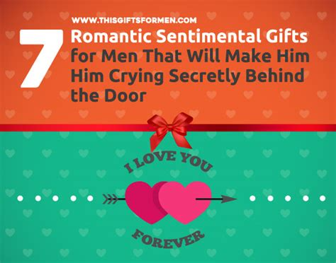 sentimental gifts for 17 sentimental gifts for that will make him cry