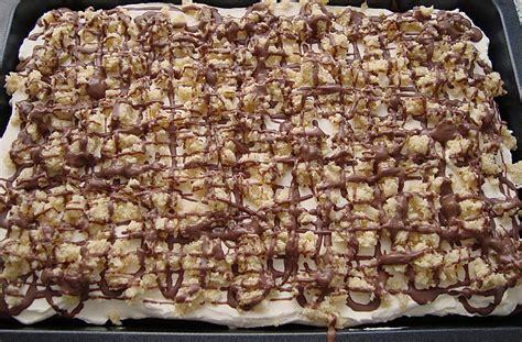 nuss sahne kuchen nuss sahne kuchen rezept mit bild schmusetigger