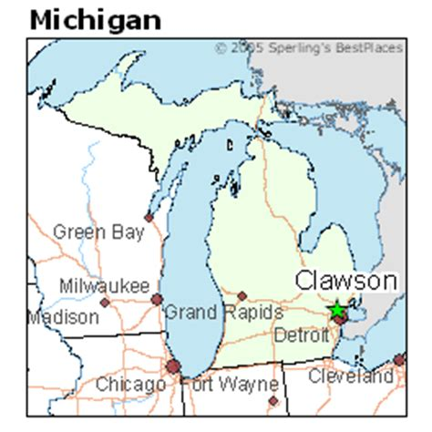 houses for rent in clawson mi best places to live in clawson michigan