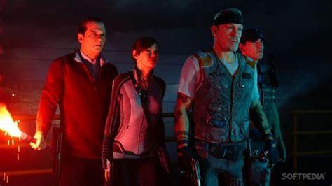 exo zombies cast call of duty advanced warfare havoc dlc review xbox one