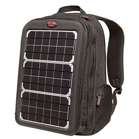 living on one solar panel solar panel backpacks charge you up