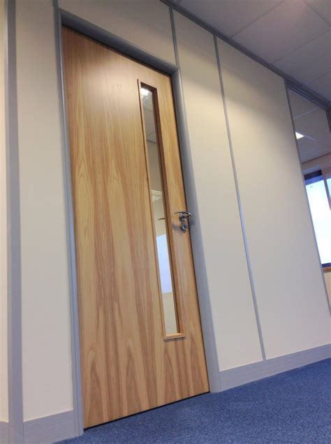 solid core  hollow core office door