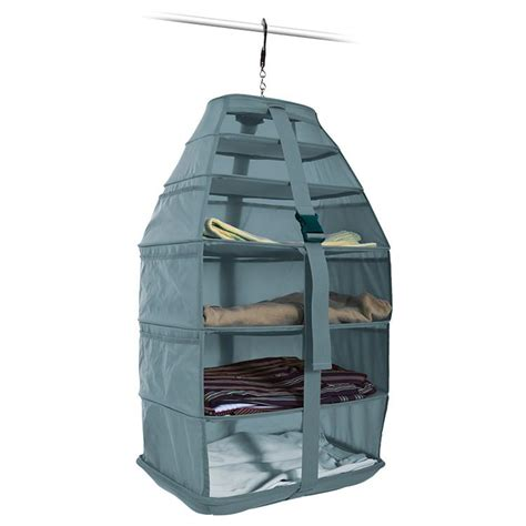 jetpack compressible hanging packing shelf heys