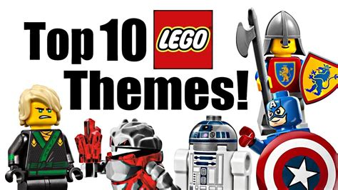 lego themes list top 10 lego themes youtube