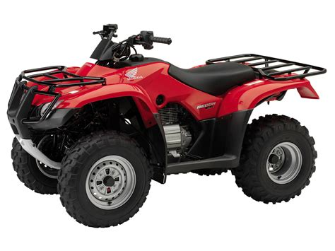 honda fourtrax recon 2008 honda fourtrax recon es atv wallpapers