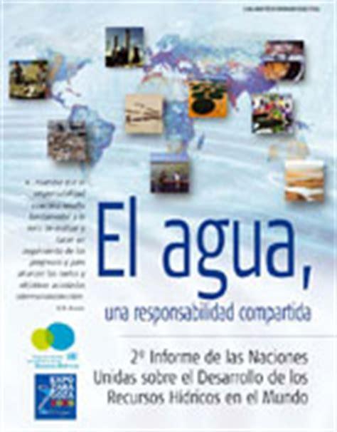 imagenes de notas informativas del agua agua y ciudades decenio internacional para la acci 243 n quot el