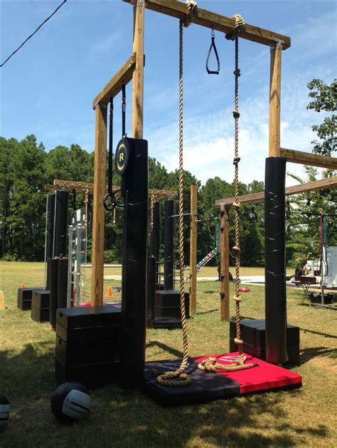 building a backyard gym 25 best ideas about outdoor gym on pinterest backyard