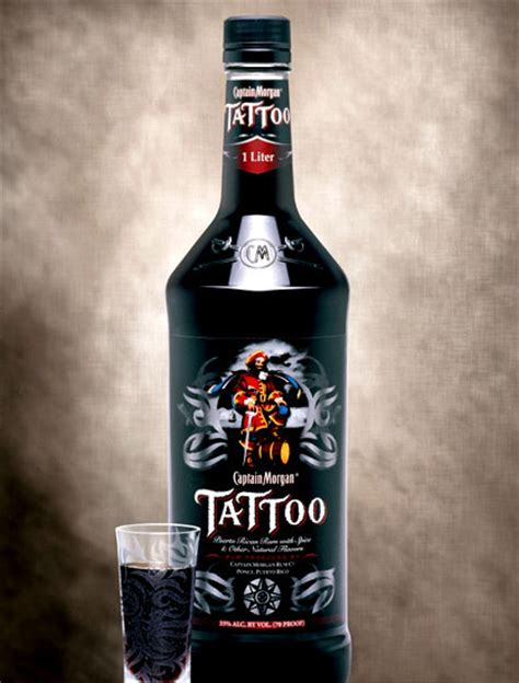 tattoo liquor bob s brew and liquor reviews captain