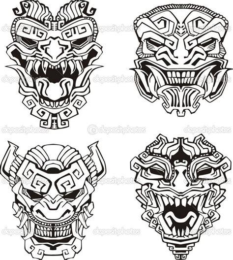 sacred tiki tattoo best 25 totem ideas on sacred geometry