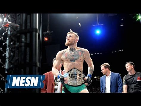 Hm Fights The Fight by Report Conor Mcgregor Opponent Rafael Dos Anjos Drops