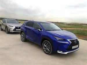 Blue Lexus Lexus Nx Ultrasonic Blue