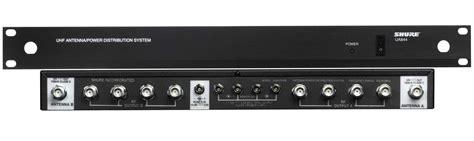 Pro Sound And Lighting Shure Ua844 Swb Antenna Distribution System For Uhf