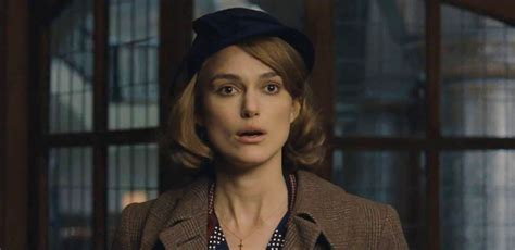 enigma film keira knightley laura dern the reel countdown
