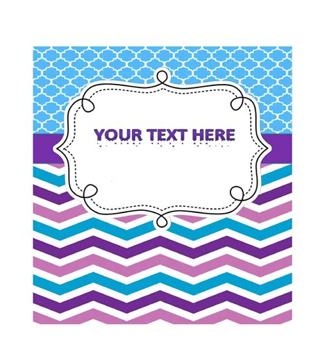 student binder cover templates www imgkid com the