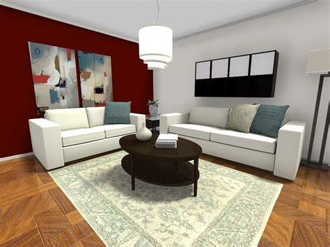 accent wall ideas for living room 7 small room ideas that work big roomsketcher blog