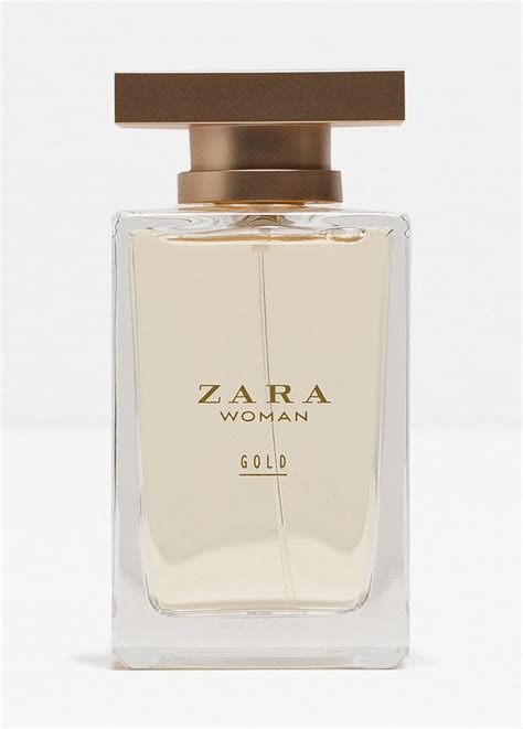 Parfum Zara Femme zara gold zara perfume a new fragrance for 2016