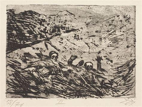 Art History News Otto Dix The Evil Eye