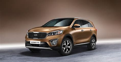 New Kia Sorrento The New Kia Sorento Kia Motors Europe