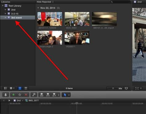 final cut pro library apple final cut pro x review rating pcmag com