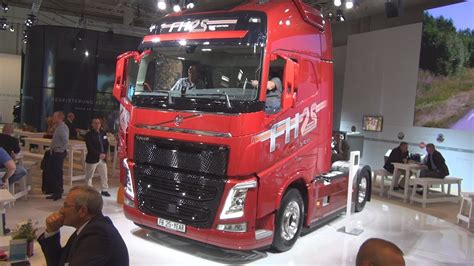 volvo fh   shift  year special edition tractor truck exterior  interior youtube