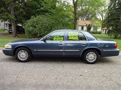 electric power steering 2008 mercury grand marquis electronic valve timing 2008 mercury grand marquis for sale in circle pines mn