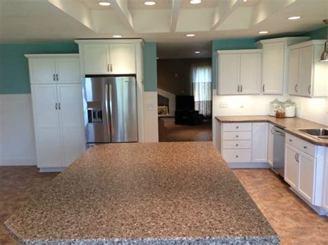 thomasville kitchen islands thomasville cabinets staggered cabinets island