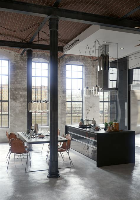 industrial loft design kagadato selection the best in the world loft interiors