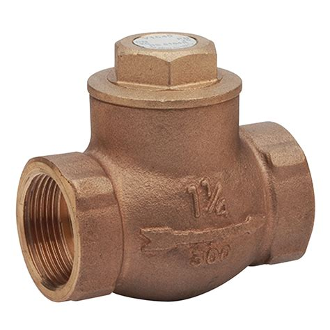 swing check valve bronze swing check valve pn25 leengate valves