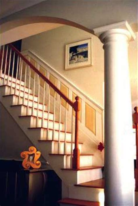 Heritage Home Decor And Design by Wainscoting And Paneling For Stairs